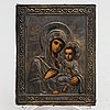 A russian icon moscow 1898-1914.