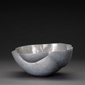 "Tom Dixon, ""Cloud"" bowl, a unique prototype, 2020."
