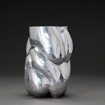 "Tom Dixon, ""Cloud"", vas, unik prototyp, 2020."