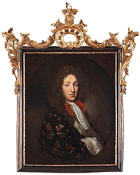Fransk skola 16/1700-tal, olja på duk.