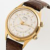 Oris, wrist alarm, armbandsur, 34 mm.