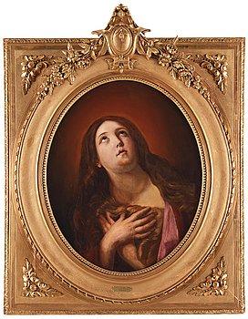 Guido Reni, follower of, oil on canvas.