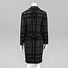Burberry, coat, 'alphington', size 8.