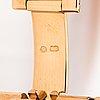 De grisogono, doppio tre, rannekello, 36 x 35,5 mm.