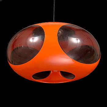 "Kattovalaisin, ""Ufo"", Massive, Belgia, 1960-luku."