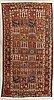 A semiantique bachtiari carpet ca 310 x 168 cm.