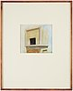 Sten eklund, watercolour, signed and dated -70.