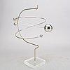 Anni & bent knudsen, skulptur/mobil osignerad.