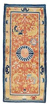 316. Matto, an antique Ningxia, ca 167,5 x 71-75 cm.