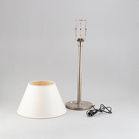 Bordslampa, böhlmarks, 1930-tal.