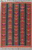 Matto, flat weave, ca 238-240 x 165,5-167,5 cm, probably zanzibar by berit woelfer for kasthall.