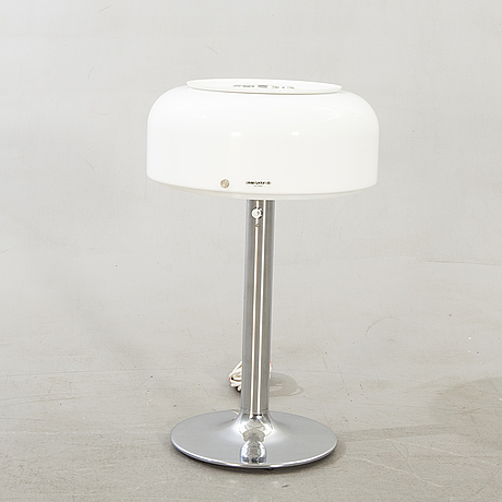 "Anders pehrson, table lamp, ""knubbling"", ateljé lyktan, åhus, second half of the 20th century."