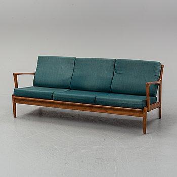 Bertil Fridhagen, 'Kuba' sofa, Ekenäs.