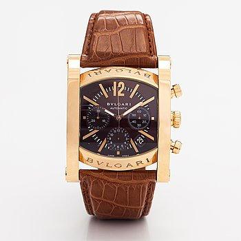 Bulgari Assioma, Limited edition 1/99, wristwatch, 38 x 39 mm.