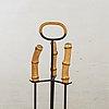 Stove tools, ystad metall, 1950s-60s.