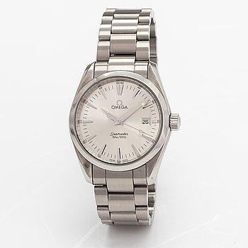 Omega, Seamaster, Aqua Terra, wristwatch, 36 mm.