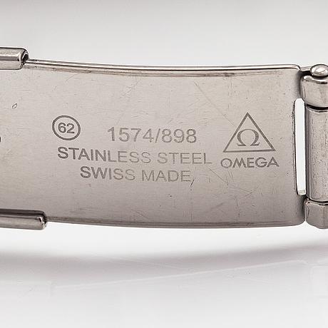 Omega, seamaster aqua terra, rannekello, 39 mm.