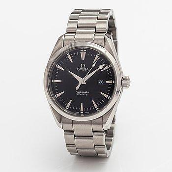 Omega, Seamaster Aqua Terra, wristwatch, 39 mm.