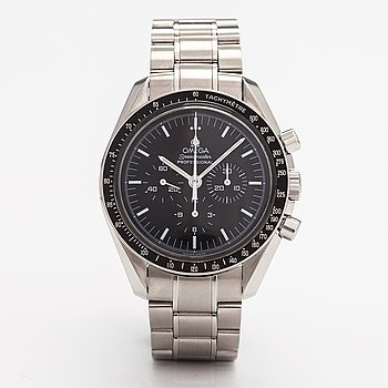 Omega, Speedmaster, Moonwatch, wristwatch, 42 mm.