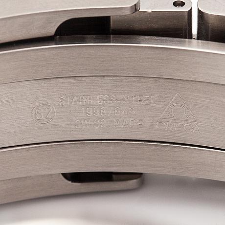 Omega, speedmaster, moonwatch, rannekello, 42 mm.