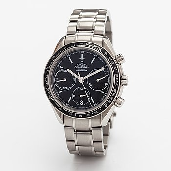 Omega, Speedmaster, Racing, wristwatch, 40 mm.