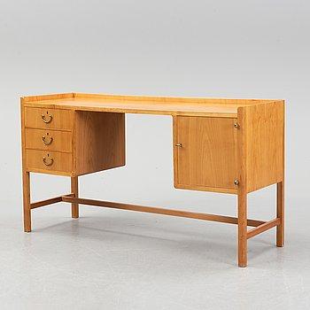 Josef Frank, a mahogany desk, Svenskt Tenn.