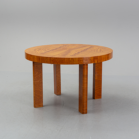 A 1930's/40's dining table.