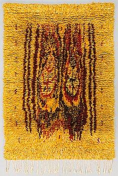Aappo Härkönen, A Finnish rug. Circa 145x100 cm.