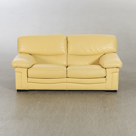 Couch, roche bobois, later part of 20th century.