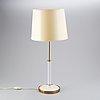 Josef frank, a model 2466 table lamp, for firma svenskt tenn.