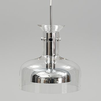 Anders Pehrson, A 'Crystal' ceiling light by Anders Pehrson for Atejé Lyktan, later part of the 20th century.