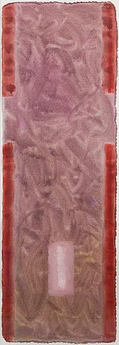Markku j. rantala, akvarelli, signeerattu ja päivätty -92.