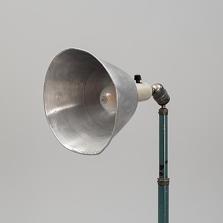 Johan petter johansson, a 'triplex' wall-lamp mid 1900's.