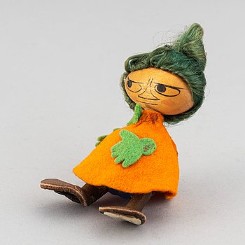 Moomin character by Atelier Fauni, Finland, 1950s/60s.