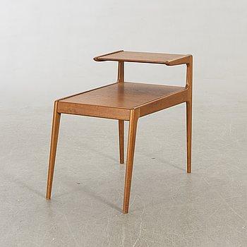 Bedside table / side table, teak, 1960s.