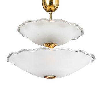 Gunnel Nyman, A 1936 designed pendant lamp for Taito.