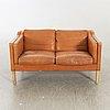 Sofa denmark second half of the 20th century.