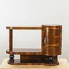 An art deco sideboard first half of the 20th century.