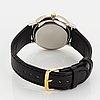 Omega, genève, wristwatch, 35.5. mm.