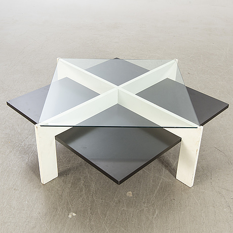 Coffee table, italy, 1970s.