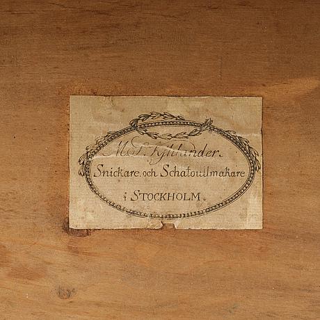 Magnus samuel kihlander (verksam 1801-1821), skrivbyrå, 1800-talets första hälft.