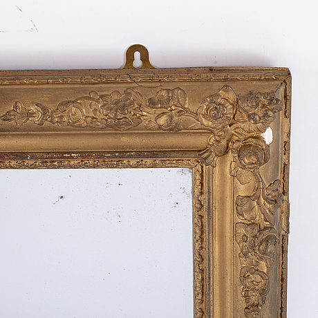 Mirror, second half of the 19th century.
