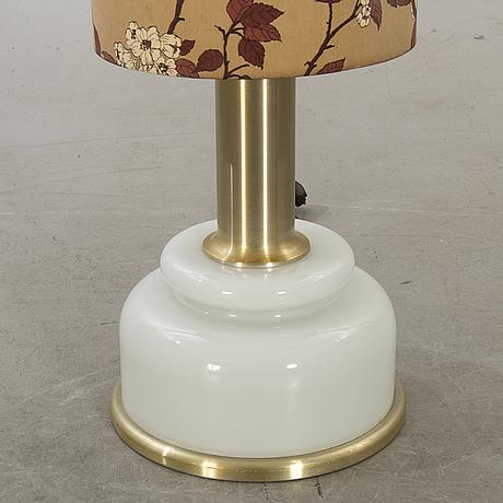 A 1970/80s doria leuchten floor lamp.