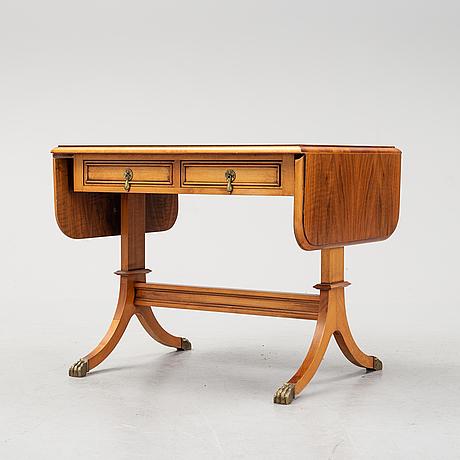 Klaffbord, england, 1900-talets mitt.