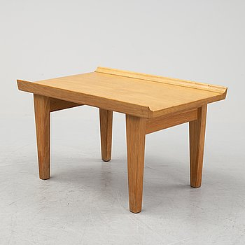 Erik Wørts, an oak side table, 'Novett', Ikea.1960s.