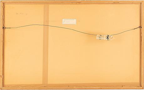 Peter phillips, silkscreen, 1965, signed 130/200.