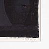 Philip von schantz, lithograph in colours, 1992, signed arkivex.