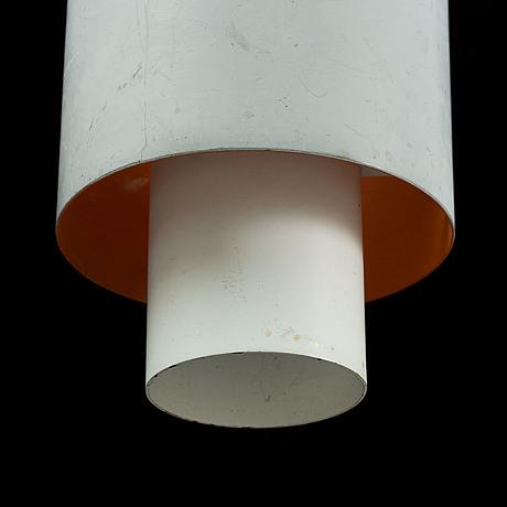 A 1960's ceiling light.