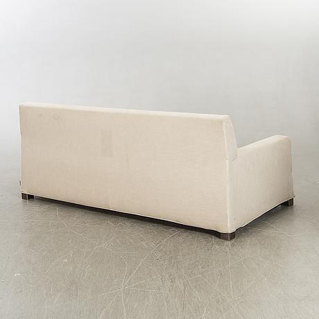 Minotti, sofa, two-seater.