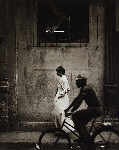 "Mikael jansson, ""helena, havana, cuba"", 1993."
